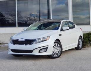 Used 2015 Kia Optima Panoramic Roof|NO ACCIDENT! WE FINANCE for sale in Mississauga, ON