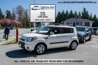 Used 2010 Kia Soul New Timing Belt, Local, No Declarations, 17 Service Records! for sale in Surrey, BC