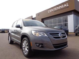 Used 2011 Volkswagen Tiguan Highline 2.0T 4Motion for sale in Charlottetown, PE