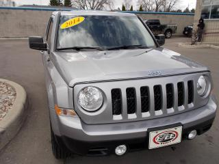 Used 2014 Jeep Patriot NORTH EDITION for sale in Windsor, ON