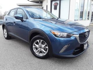 Used 2018 Mazda CX-3 GS FWD - BACK-UP CAM! BSM! ALLOYS! for sale in Kitchener, ON