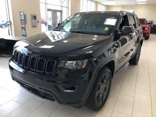 New 2021 Jeep Grand Cherokee 80th Anniversary Edition for sale in Slave Lake, AB