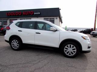 Used 2017 Nissan Rogue SV CAMERA BLUETOOTH CERTIFIED for sale in Milton, ON