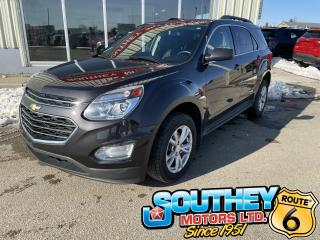 Used 2016 Chevrolet Equinox LT for sale in Southey, SK