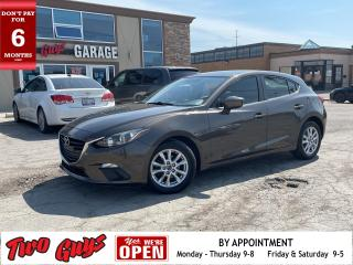 Used 2014 Mazda MAZDA3 4dr GS-SKY Back Up Camera Nice Local Trade In! for sale in St Catharines, ON