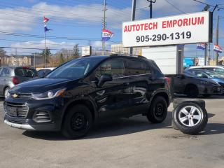 Used 2017 Chevrolet Trax LT AWD Navigation/Camera/Leather/Sunroof for sale in Mississauga, ON