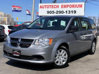 Used 2019 Dodge Grand Caravan 7-Pass/Backup Camera/Rear Stow and Go/GPS* for sale in Mississauga, ON
