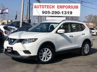 Used 2016 Nissan Rogue Camera/Heated Seats/Bluetooth&GPS* for sale in Mississauga, ON