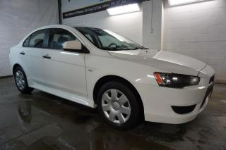 Used 2010 Mitsubishi Lancer ES SPORT CERTIFIED 2YR WARRANTY *FREE ACCIDENT*2ND WINTER* POWER OPTIONS for sale in Milton, ON