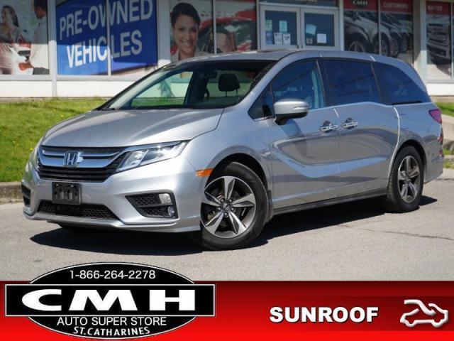 2019 Honda Odyssey EX  CAM ROOF P/SEAT HTD-SEATS 18-AL