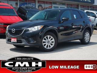 Used 2014 Mazda CX-5 GX  AWD BLUETOOTH TOUCH0DISP PUSH-START 17-AL for sale in St. Catharines, ON