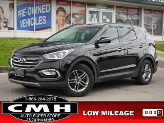 Used 2018 Hyundai Santa Fe Sport Luxury  NAV ROOF LEATH P/GATE 17-AL for sale in St. Catharines, ON