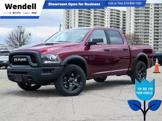 New 2021 RAM 1500 Classic Warlock | Nav | Remote Start for sale in Kitchener, ON