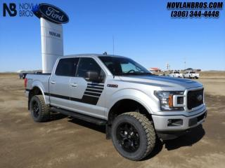 Used 2019 Ford F-150 XLT  - Navigation - Sunroof - Low Mileage for sale in Paradise Hill, SK