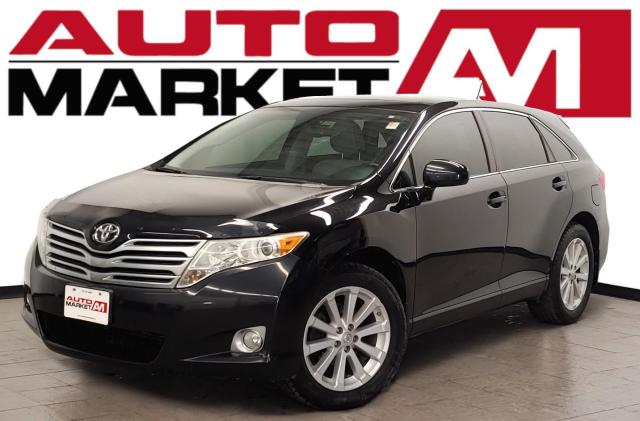 2011 Toyota Venza Certified!Leather!AWD!WeApproveAllCredit!