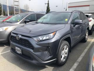 Used 2019 Toyota RAV4 LE AWD, Certified, No Accidents for sale in North Vancouver, BC
