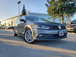 Used 2015 Volkswagen Jetta 2.0 TDI Highline for sale in Surrey, BC