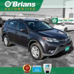 Used 2015 Toyota RAV4 LE - AWD, Cruise, Air Conditioning for sale in Saskatoon, SK