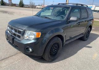 Used 2009 Ford Escape XLT 4WD V6 -AS-IS- for sale in Barrie, ON