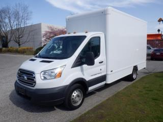 Used 2015 Ford Transit Cube Van 14 feet T-350 HD Dually for sale in Burnaby, BC