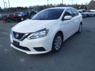 Used 2016 Nissan Sentra S 1.8L for sale in Burnaby, BC