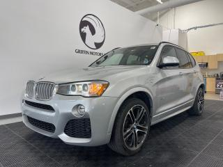 Used 2017 BMW X3 xDrive28i CLEAN CARFAX / MSPORT / FULLY LOADED for sale in Halifax, NS