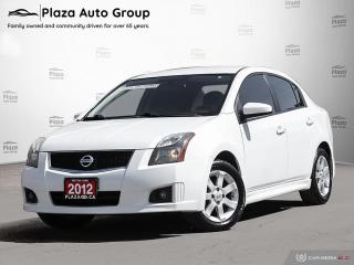 Used 2012 Nissan Sentra 2.0 SR | GREAT SHAPE | ONE OWNER | LOW KMS for sale in Richmond Hill, ON