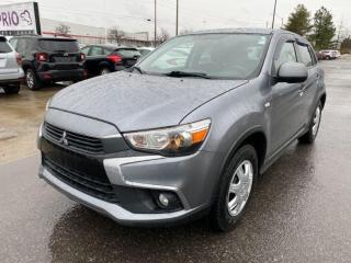 Used 2016 Mitsubishi RVR AWD 4dr CVT SE for sale in Ottawa, ON