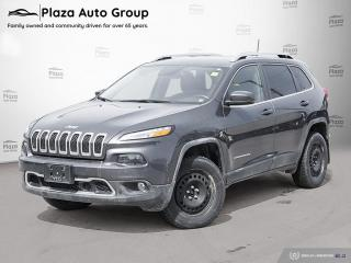 Used 2017 Jeep Cherokee Limited for sale in Orillia, ON