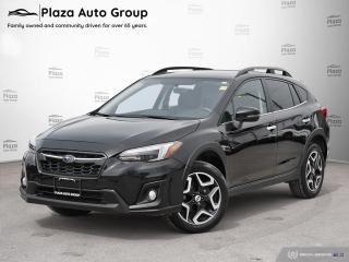Used 2018 Subaru XV Crosstrek Limited for sale in Orillia, ON