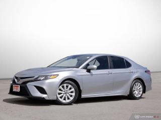 Used 2018 Toyota Camry SE for sale in Ottawa, ON