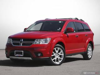 Used 2016 Dodge Journey R/T for sale in Ottawa, ON