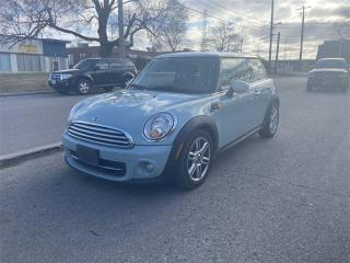 Used 2012 MINI Cooper Hardtop BT, SUNROOF, HEATED SEATS, AUTOMATIC, LEATHER SEAT for sale in Toronto, ON