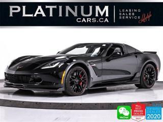 Used 2017 Chevrolet Corvette Z06, 3LZ, 753HP,BORLA EXHAUST, CERAMIC BRAKES, PDR for sale in Toronto, ON
