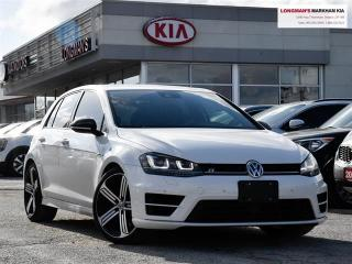 Used 2016 Volkswagen Golf R 2.0 TSI for sale in Markham, ON