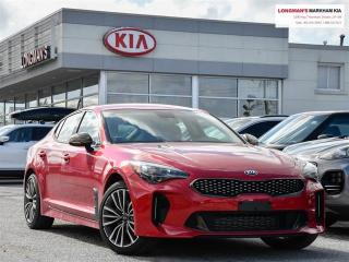 Used 2019 Kia Stinger GT-LINE for sale in Markham, ON