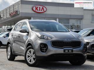 Used 2018 Kia Sportage LX for sale in Markham, ON