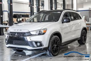 Used 2018 Mitsubishi RVR SE AWD+TOIT PANO+MAGS NOIR+CAM DE RECUL for sale in Laval, QC