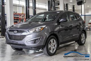 Used 2015 Hyundai Tucson GL+BLUETHOOTH+SIEGES CHAUFFANTS+REG DE VITESSE for sale in Laval, QC