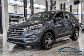 Used 2018 Hyundai Tucson SE+BLUETHOOTH+CAMERA DE RECUL for sale in Laval, QC