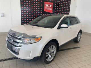 Used 2011 Ford Edge Limited Toit Ouvrant électrique for sale in Terrebonne, QC