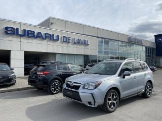 Used 2015 Subaru Forester XT Touring Awd *Turbo* for sale in Laval, QC