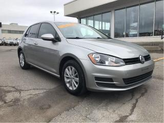 Used 2016 Volkswagen Golf 5dr HB Auto 1.8 TSI Trendline,mag siege chauffant for sale in Lévis, QC