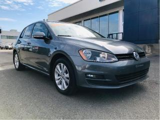 Used 2016 Volkswagen Golf 5dr HB Auto 1.8 TSI Comfortline,cuir,toit, for sale in Lévis, QC