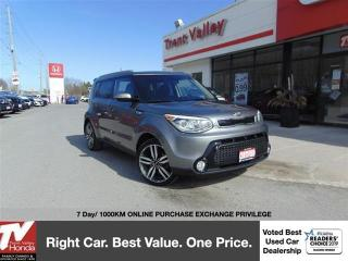 Used 2015 Kia Soul SX for sale in Peterborough, ON