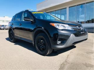 Used 2015 Toyota RAV4 FWD 4dr LE,sieges chauffant,bluetooth for sale in Lévis, QC