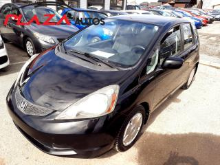 Used 2009 Honda Fit 5dr HB Auto LX for sale in Beauport, QC