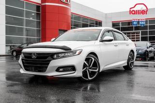 Used 2018 Honda Accord GARANTIE LALLIER 10ANS/200,000 KILOMETRES INCLUSE* LE PLUS BEAU CHOIX DE ACCORD USAGEES AU QUEBEC for sale in Terrebonne, QC
