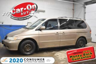 Used 2004 Honda Odyssey EX-L only 175,000 km for sale in Ottawa, ON