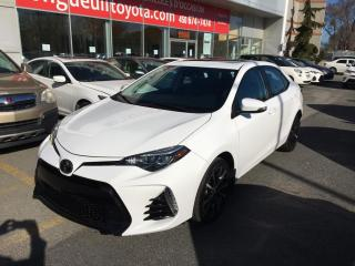 Used 2018 Toyota Corolla SE **SUPER PROPRE ** for sale in Longueuil, QC